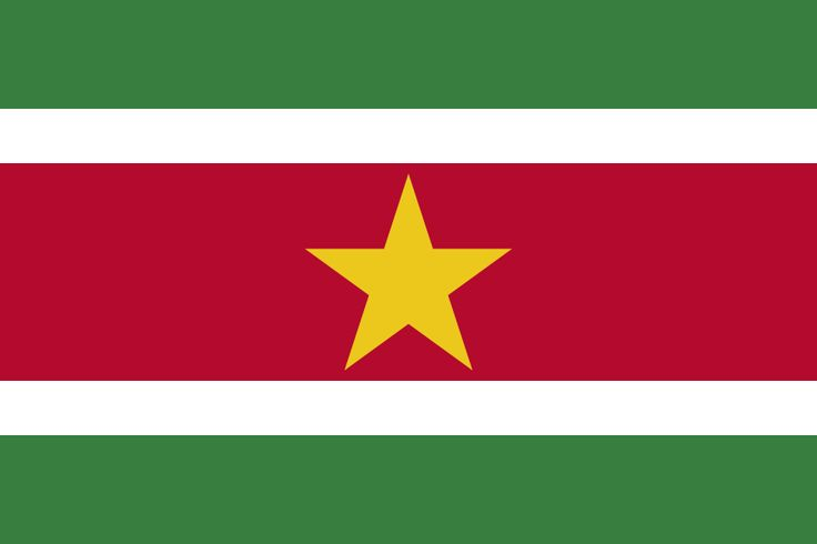 Flag of Suriname - Suriname - Wikipedia, the free encyclopedia