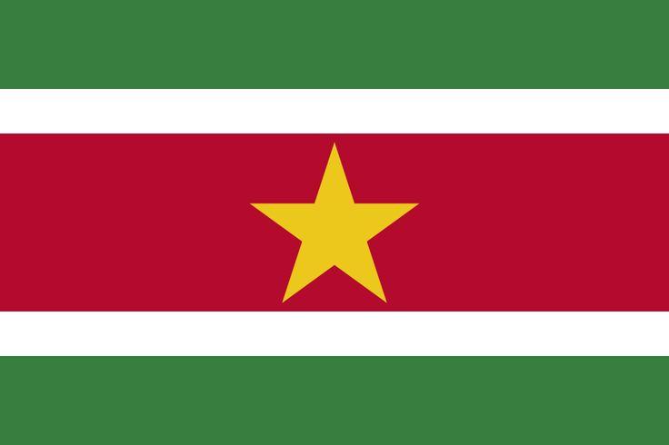 Flag of Suriname - Suriname - Wikipedia, the free encyclopedia