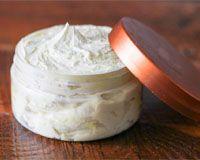 Como fazer manteiga corporal vegana