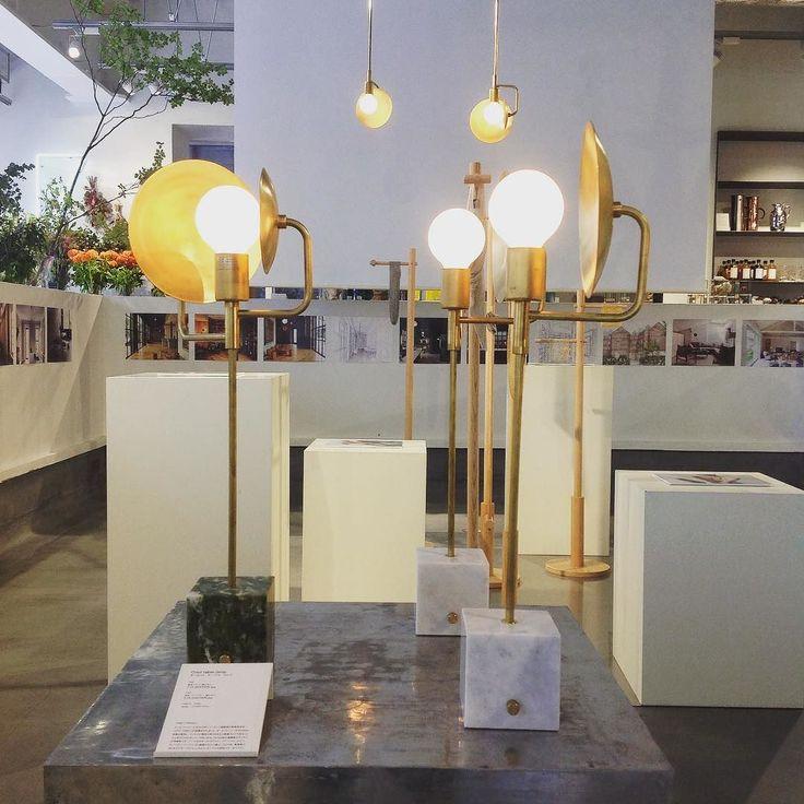 Conversation Lamps A Must Via Cibone Tokyo Unique Lighting Contemporary Table