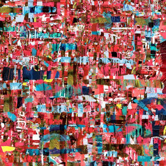 """Sonata Jesiennego Miasta- Allegro. Jedna z grafik z cyklu """"Sonaty Graficzne"""" inspirowanego muzyką. #graphic #art #digital #print"""