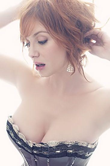 Christina Hendricks... I love Mad Men but she will always be Saffron #Firefly #browncoats