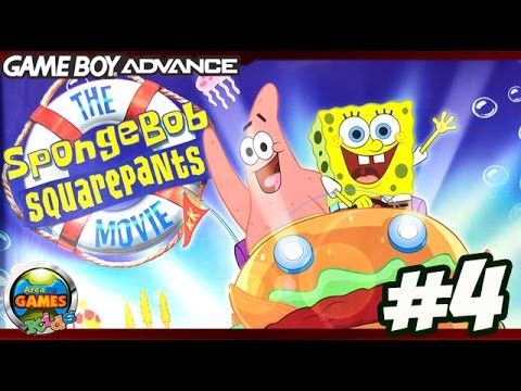 SpongeBob SquarePants Movie #4 [Boss]