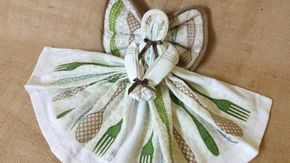 This little green and tan towel angel is made from a standard size dish towel, dishcloth and potholder decorated in a lovely spoon and fork design. An ideal country/rustic home and kitchen decor item. Let this little country kitchen angel watch over all your cooking and baking! She makes a wonderful gift for family and friends! Can be used for that special housewarming gift, teacher appreciation, birthday and so much more! You may even want to keep her for yourself! Need more choices? See...