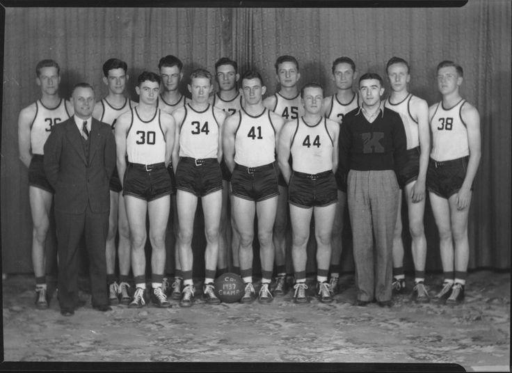 FHKSC (Fort Hays Kansas College) -- 1937