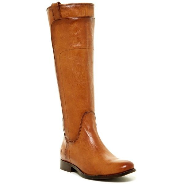Frye Melissa Tall Riding Boot (345 CAD) ❤ liked on Polyvore featuring shoes, boots, camel, knee-high boots, round chimney cap, knee high boots, tall riding boots, tall boots and chukka boots