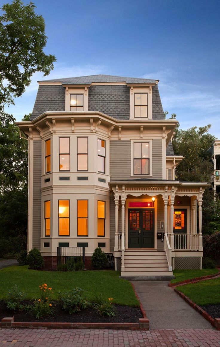 25 Best Ideas About Victorian Homes Exterior On Pinterest Victorian Houses Victorian