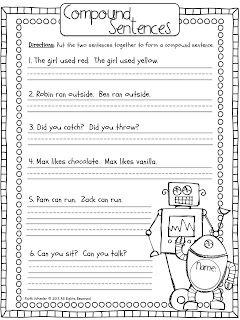 25+ best ideas about Simple and compound sentences on Pinterest ...