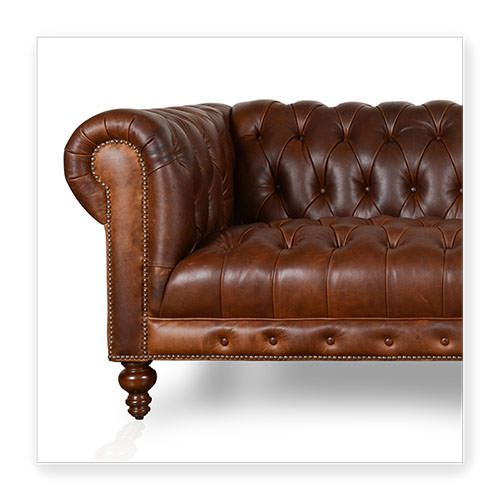 Best Leather Sofas In Us: 17 Best Ideas About Chesterfield Leather Sofa On Pinterest