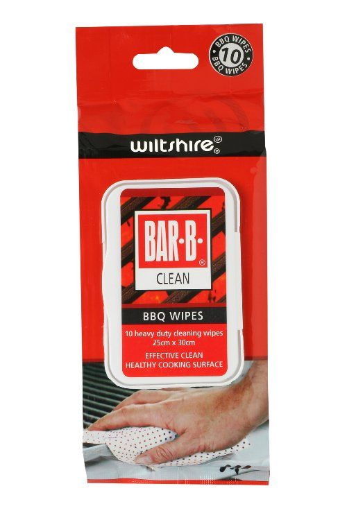 Wiltshire BBQ Wipes & Scraper