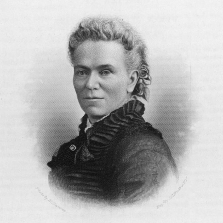 Matilda Joslyn Gage was an author and one of the leading figures in the women's rights and suffrage movement that began in the mid-1800s.