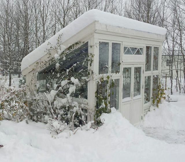 VÅRLI : Her kommer vinteren...