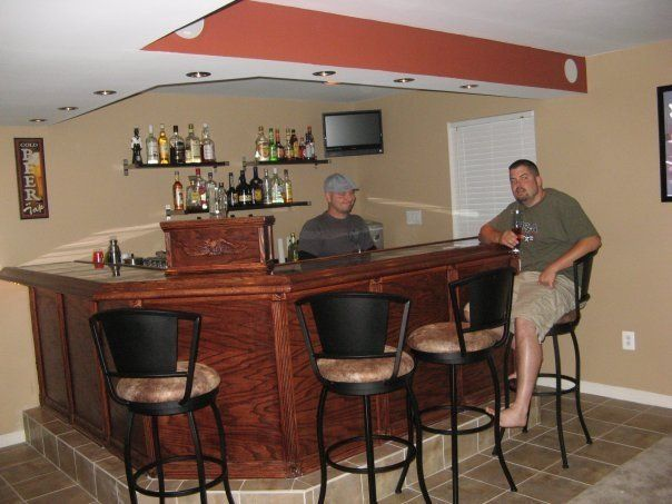 Home Made Bar Post A Picture Of Your Homemade Bar So I