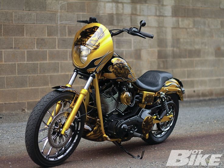 Dyna fxds fxdx Old School Harley bikes, Harley davidson