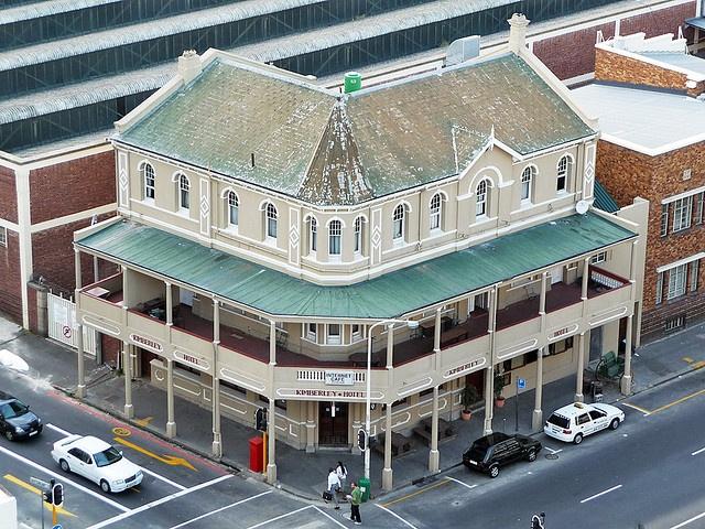 Kimberley Hotel & Barney's Pub  via Flickr