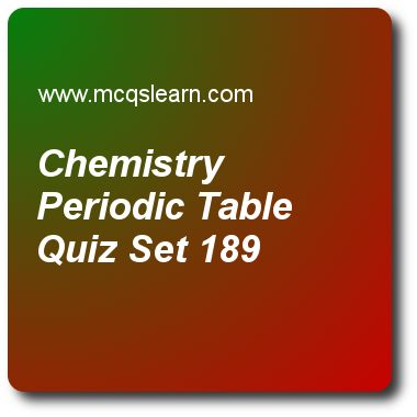 Ms de 25 ideas increbles sobre table quiz questions en pinterest chemistry periodic table quizzes a level chemistry quiz 189 questions and answers practice chemistry quizzes based questions and answers to study urtaz Gallery