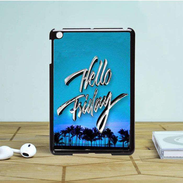 FLO RIDA HELLO FRIDAY iPad Mini 2 Case Dewantary