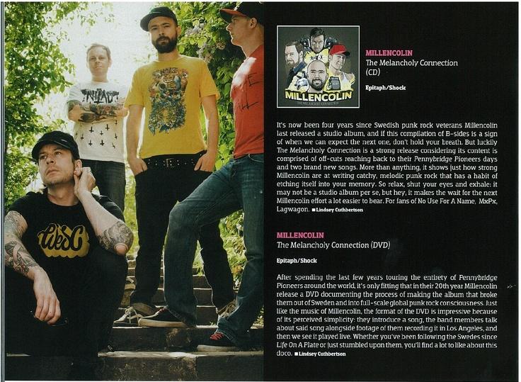 Australian Hysteria album review June 2012