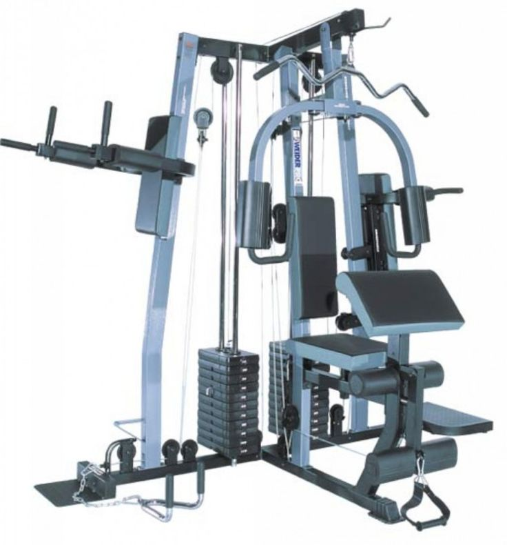 9 Excellent Weider Pro 3550 Home Gym Ideas Photograph