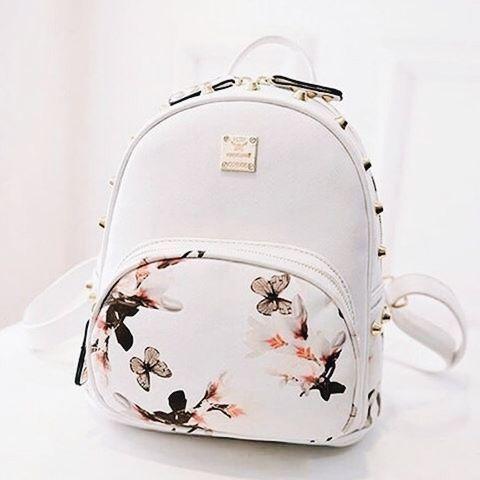 1ea3084dbacc Cute knapsack with cute details | Bags/Purses | Satchel backpack ...