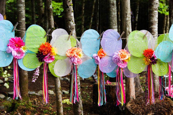 Project Nursery - Fairy Birthday Party