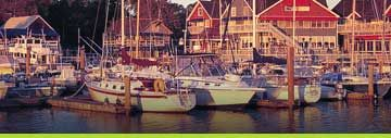 hhi: South Beach Marina Inn ($130/night - mention southern living and they include a $10 gc to salty dog cafe).  misc: tandem kayak from hilton head outfitters (20% off with code HHOSL), charbar co (headed by a chep who trained at the inn at palmetto bluff)
