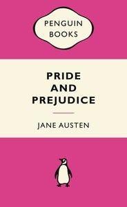 Pride and Prejudice Pink Popular Penguin