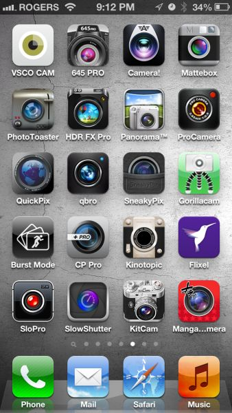 A photographer and developer with 86 camera apps highlights the best ???