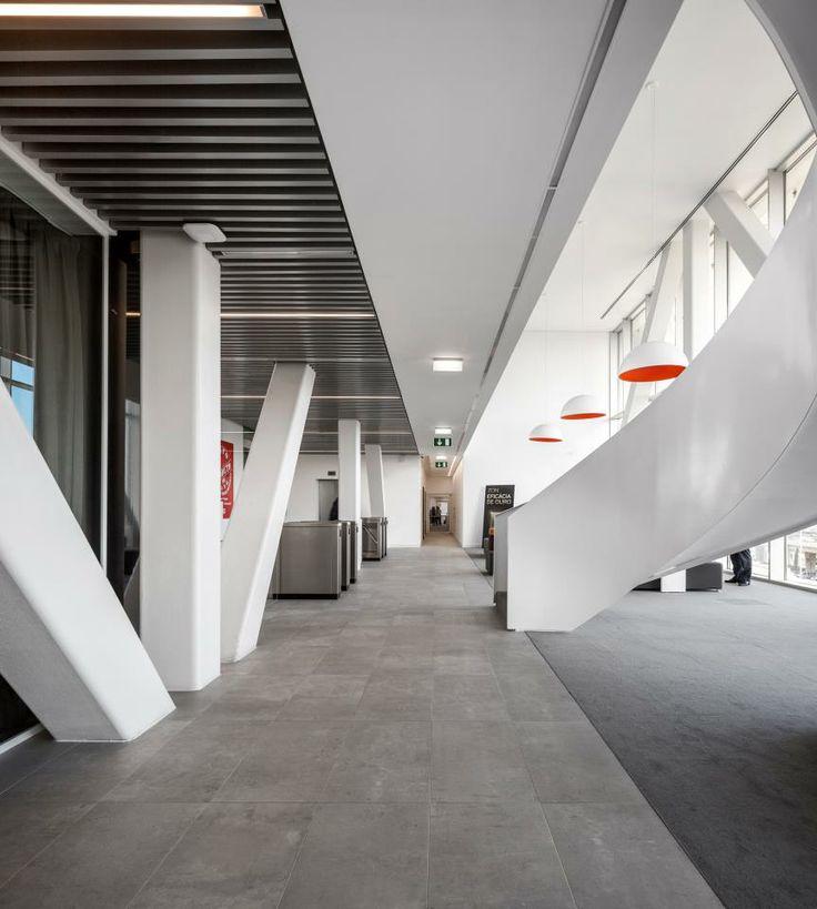 ZON HEADQUARTERS  Lisbon - Portugal © Fernando Guerra, FG+SG Architectural Photography