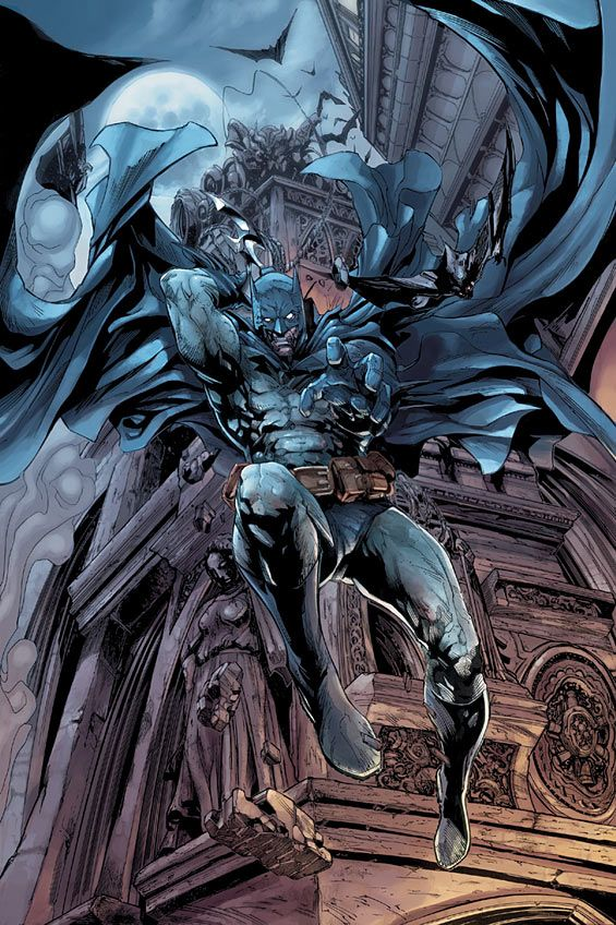 biggoonie: Batman: Journey Into Knight #1 by Pat Lee BATMAN: JOURNEY INTO KNIGHT #1Written by Andrew Helfer Art by Tan Eng Huat Cover by Pat Lee Get ready for an explosive 12-issue maxiseries written by Andy Helfer (THE SHADOW) with art by Tan Eng Huat (JLA) and covers by Pat Lee (SUPERMAN/BATMAN) that explores the formative years of the Dark Knight! This thrilling maxiseries begins as Batman attempts to save a young girl from being robbed, only to learn that the young girl isn't so innocent…
