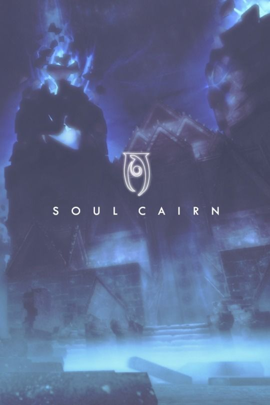 The soul cairn was creepy, but indescribable in skyrim. It was just--- amazing.