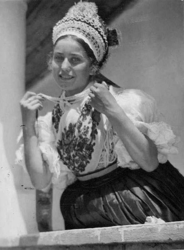 Példaképem, a legszebb Kazár lány