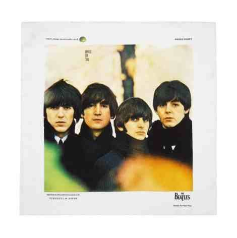 To celebrate the 50th anniversary of the Beatles first album in 1963, Turnbull & Asser created a limited edition collection of handkerchiefs, a tailored blazer and an overcoat. The celebratory collection uses thirteen of the iconic Beatles album covers to brighten up handkerchiefs and jacket linings, all of which have been made in England.