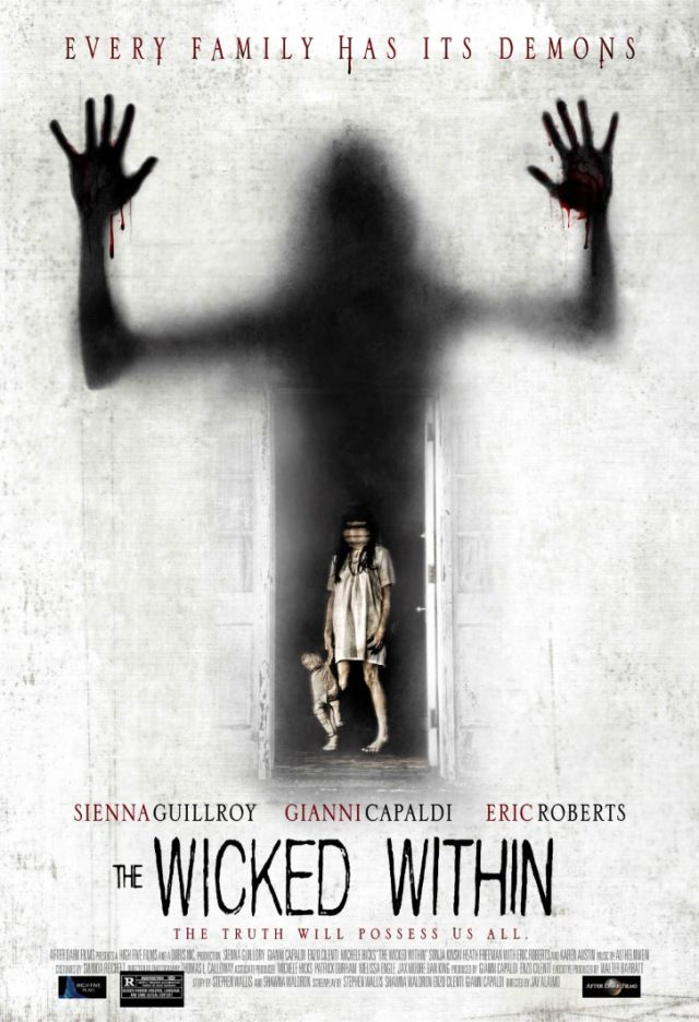 The Wicked Within (2015) Full Movie Poster