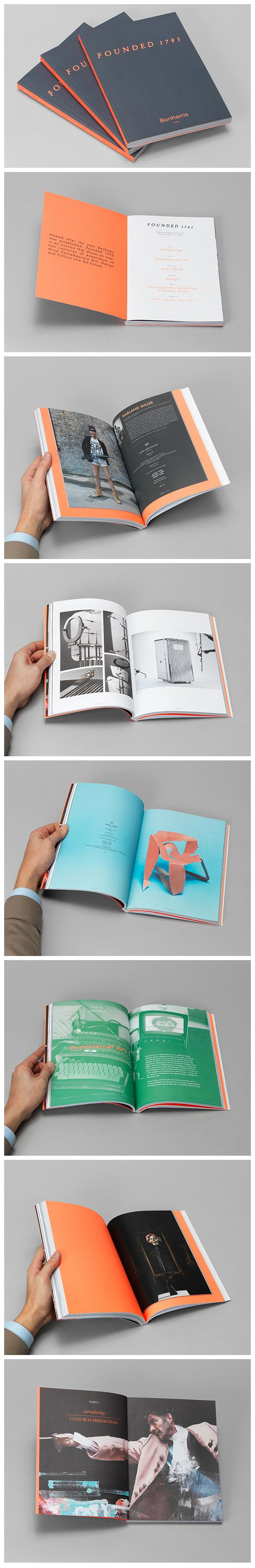 Bonhams explains the bright new designs innovations to its auction catalogue  http://www.itsnicethat.com/articles/bonhams-catalogue
