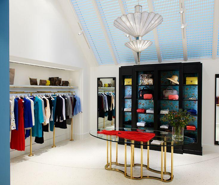 amsterdam: paul smith store opening