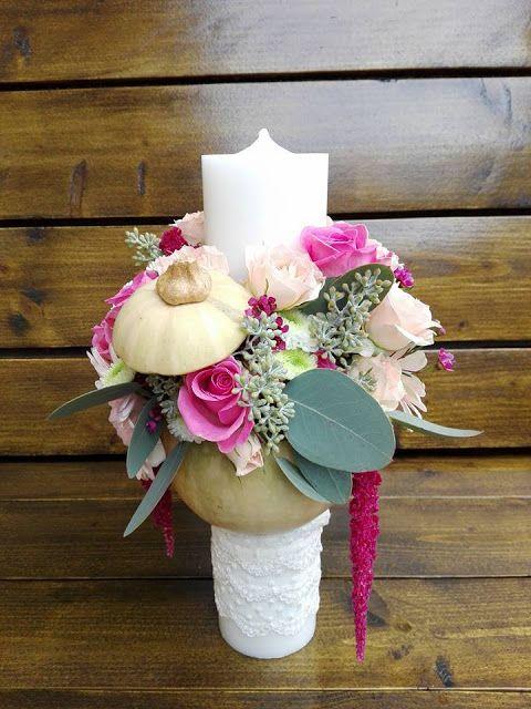 Flowers of Soul: Aranjamente de Toamnă / Halloween