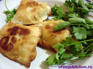 Вегетарианские рецепты с фото: самосы