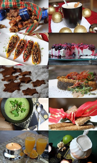 35 best raw christmas images on pinterest raw recipes christmas festive the best raw food christmas recipes now at your disposal forumfinder Image collections