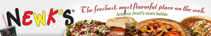 Newk's Cafe: The freshest, most flavorfull place on the web. And our food's even better.