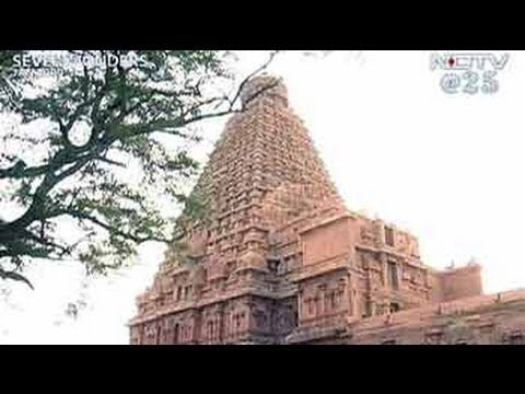 Seven Wonders of India: The Chola temple of Thanjavur (Aired: January 2009)