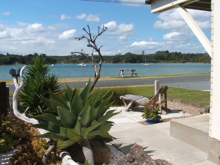 View From The Patio - Waterfront Studio