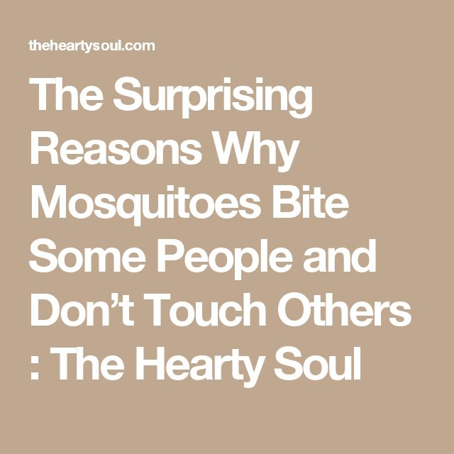 how to stop mosquitoes from biting you naturally