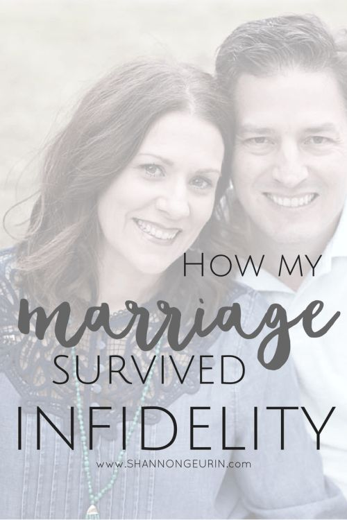 Infidelity and restoration: How my marriage survived when it had every reason to…
