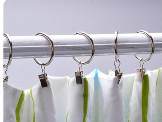 How To Hang Up Curtains With Command Hooks And Hanging Curtain Rods With Command Hooks Rings Decor In 2020 Curtain Hooks Hanging Curtain Rods Curtains
