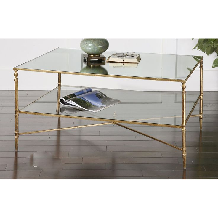Uttermost Henzler Coffee Table Nice Look