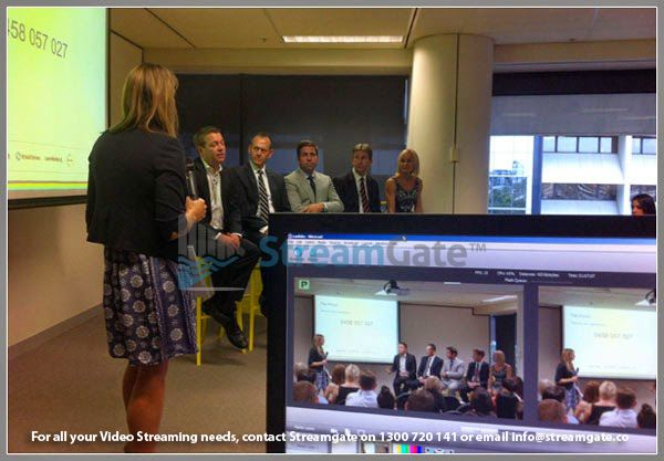 Live Stream - Ray White Brisbane #streamgate #live #stream #hire #video StreamGate VideoStream broadcasts your event online to a larger audience; spreading your key messages around the globe in seconds. http://www.streamgate.co