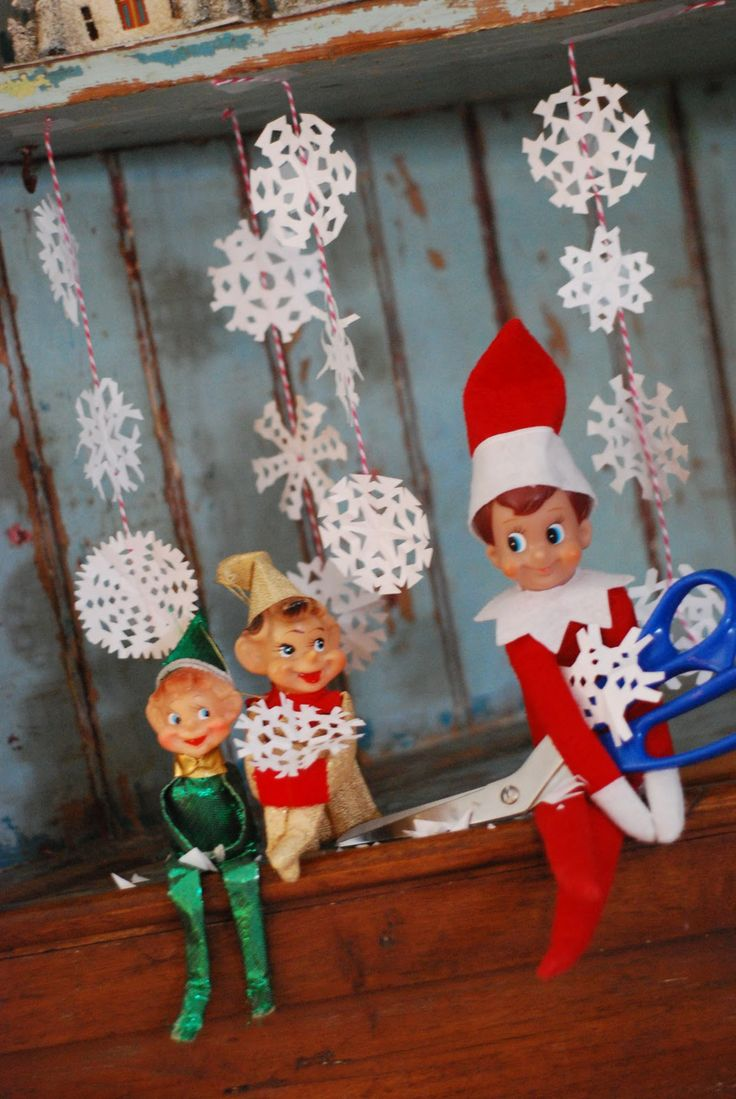 94 best images about Things for Elf on the Shelf to do on Pinterest