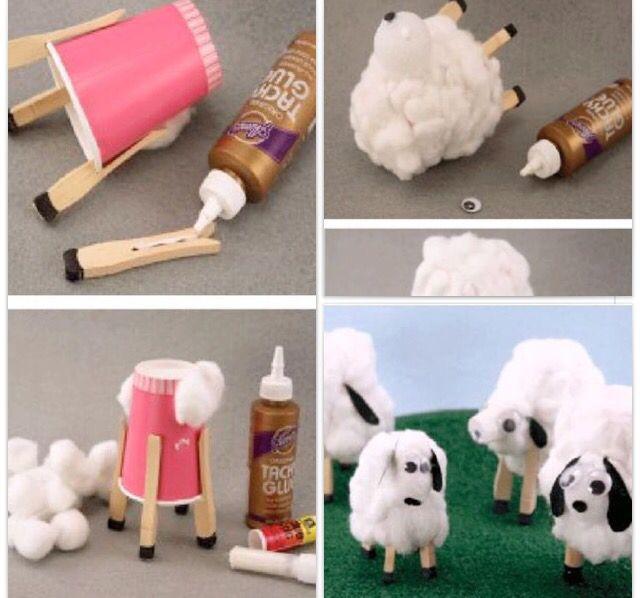 Projects for kids on Hajj Eid..