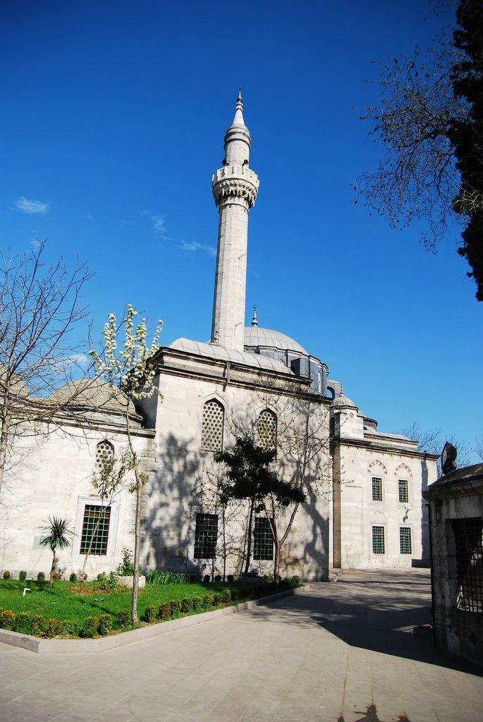 Kara Ahmet paşa camii / Topkapı / İstanbul.